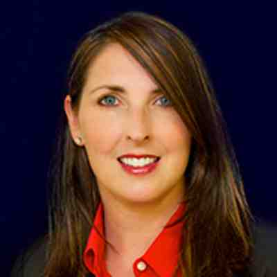 Republican National Committee (RNC) Chairwoman Ronna McDaniel