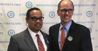Keith Ellison and Tom Perez