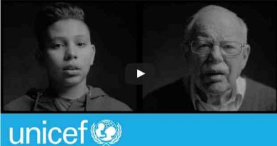 Refugees Tell Their Story in New UNICEF Film