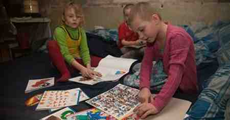 Schools Hit by Heavy Shelling in Eastern Ukraine