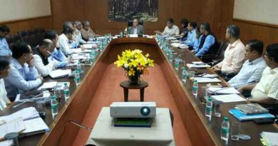 Delhi's Lt. Governor (LG) Anil Baijal reviews the use of technology by Delhi Police.