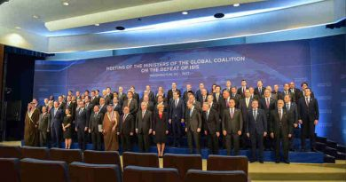 Global Coalition to Counter ISIL