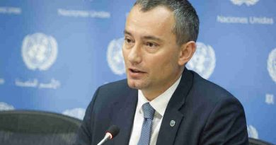 Nickolay Mladenov, UN Special Coordinator for the Middle East Peace Process. (file) UN Photo/Loey Felipe