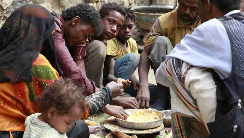 Half of Yemen Population Lives on Less Than $2 a Day. Photo: UNICEF