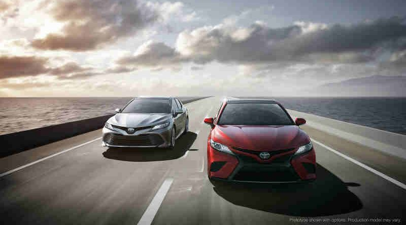 The 2018MY Toyota Camry XLE and XSE will be built from the ground up using Toyota New Global Architecture. The new Camry will be available for purchase later this year.