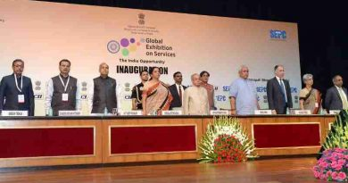 Pranab Mukherjee, inaugurated the 3rd edition of the Global Exhibition on Services (GES-2017) on Monday at Rashtrapati Bhavan.