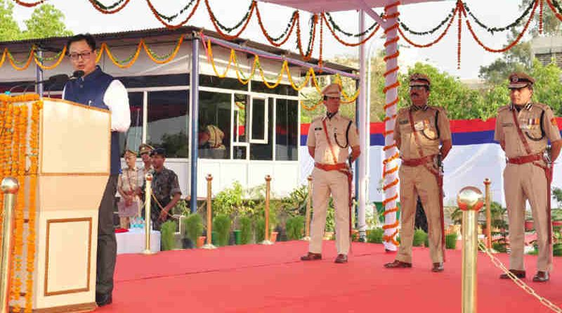 Amulya Patnaik Asks Delhi Police to Acquire New Technology Skills