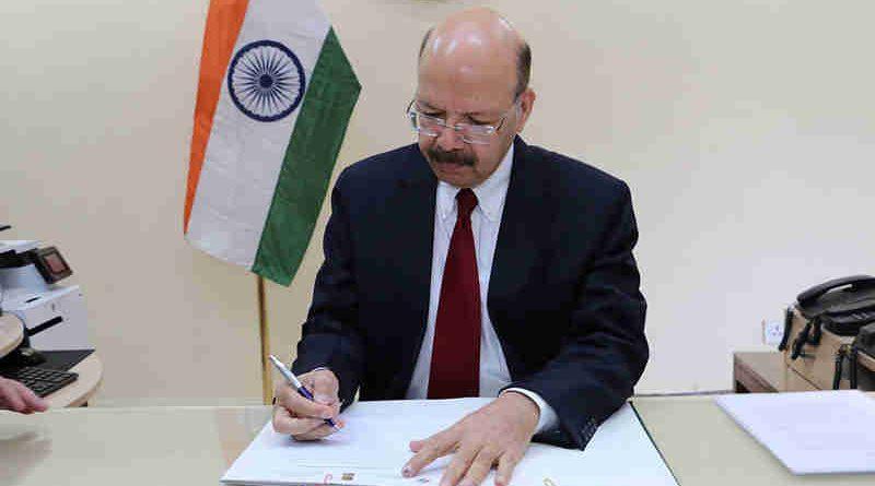 Chief Election Commissioner Dr. Nasim Zaidi