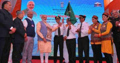 Narendra Modi Launches Low-Cost Air Service from Shimla