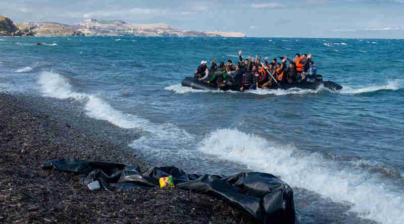 Thousands of Migrants Rescued on Mediterranean Sea