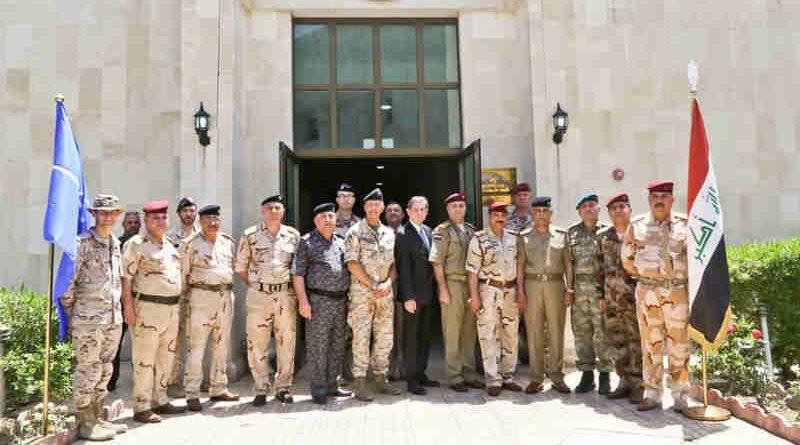 NATO Helps Iraq Fight Against Terrorism