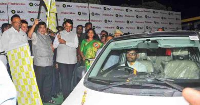 India's First Fleet of 200 Electric Vehicles Launched in Nagpur
