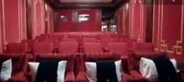 White House Movie Theater