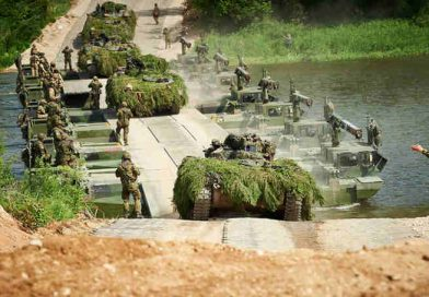 Germany Leads the NATO Battlegroup in Lithuania