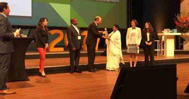 UN Honors Mamata Banerjee with Kanyashree Award