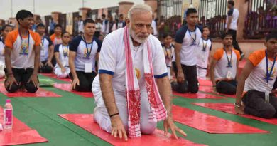 National Yoga Olympiad Begins in New Delhi