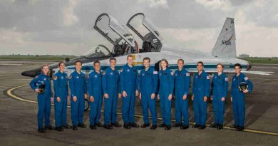 NASA announced its 2017 Astronaut Candidate Class on June 7, 2017 (file photo) Credit: NASA / Robert Markowitz