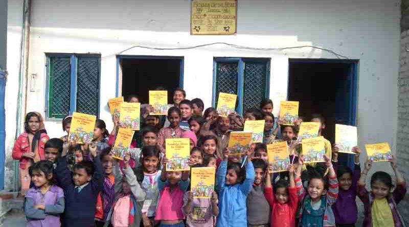 RMN Foundation school provides modern education free of charge to poor children