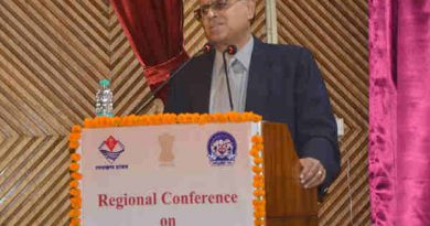"The Secretary, DARPG, Shri C. Viswanath addressing at the 2-day Regional Conference on ""Good Governance and Replication of Best Practices"", organised by the Department of Administrative Reforms & Public Grievances (DARPG), in Nainital, Uttarakhand on July 07, 2017."