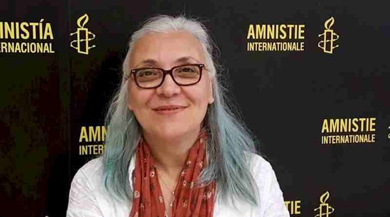 Idil Eser, Director of Amnesty International Turkey