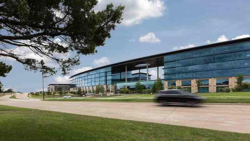 Toyota's Billion-Dollar Facility in Texas