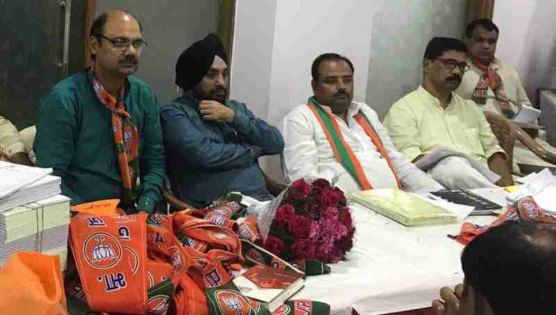 Delhi Election: BJP Campaign Gathers Momentum