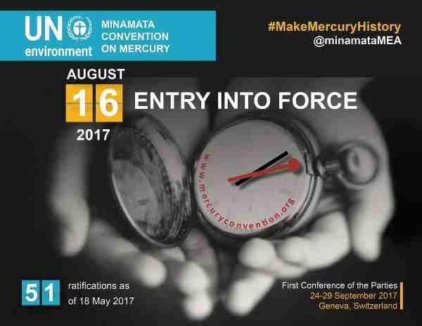 Minamata Convention on Mercury