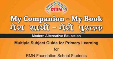 Multiple Subject Guide of RMN Foundation for Primary Learning. Click the photo to know the details.