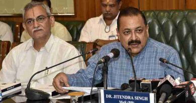 Indian Minister Dr. Jitendra Singh Releases Vigilance Manual 2017