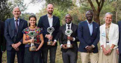 2017 Green Star Awards Photo Credit: Jesper Holmes Lund,Isadora Garcia Hastings,Wim Zwijnenburg, Charles Lipenga, Mubarick Mazawudu, Mette Wilkie, Erik Solheim