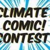 Entries Invited for Climate Comic Contest