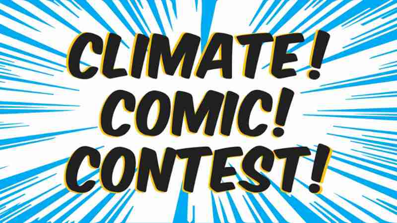 Climate Comic Contest