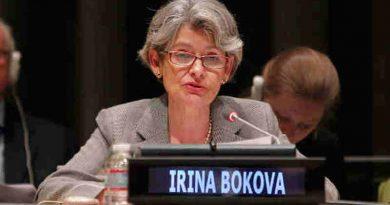 UNESCO Director-General Irina Bokova. UN Photo / Devra Berkowitz