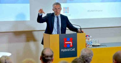 Finland Opens Centre of Excellence for Countering Hybrid Threats