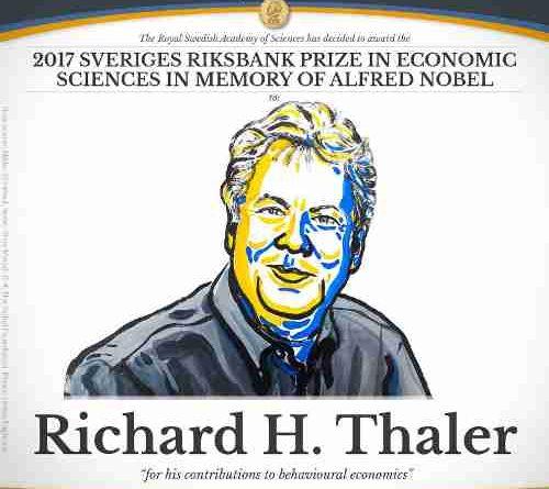 Richard Thaler Wins Nobel Prize in Economics