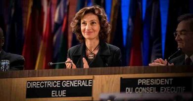 Audrey Azoulay Appointed as Director-General of UNESCO. Photo: UNESCO