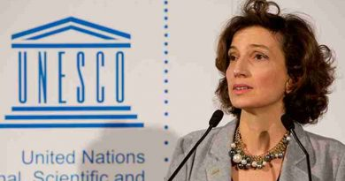 UNESCO Director-General, Audrey Azoulay. Photo: UNESCO/C. ALIX