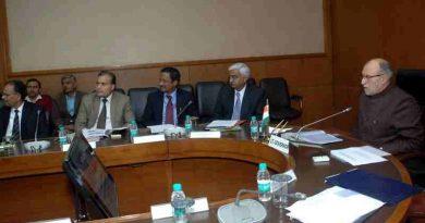 Lt. Governor of Delhi Anil Baijal