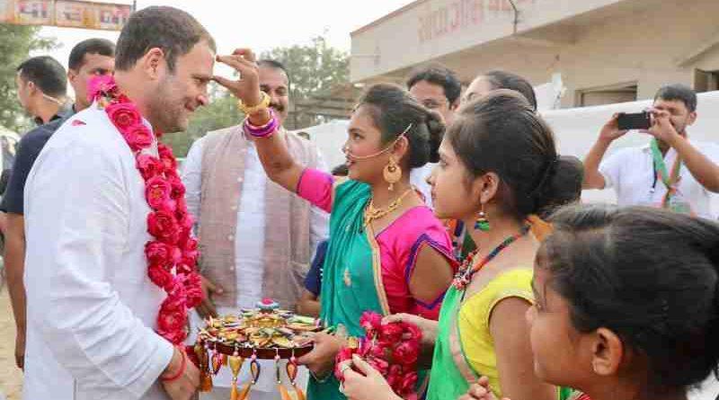 Congress President Rahul Gandhi. Photo: Congress