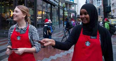 Starbucks Launches Giveaway with Project Give Good