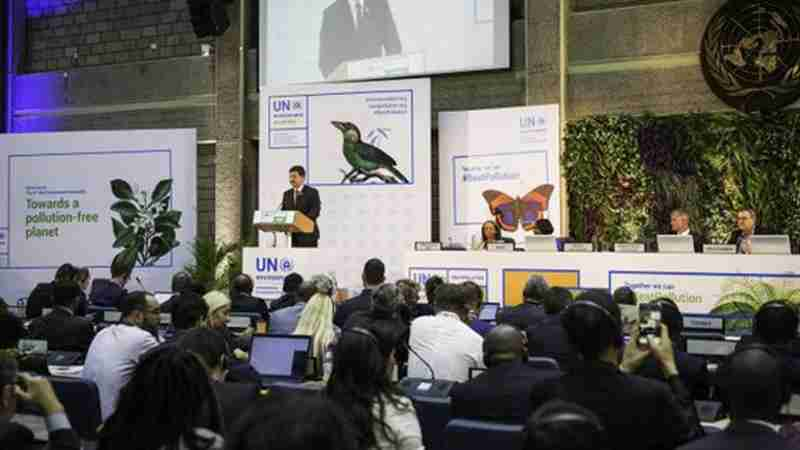 UN Environment Assembly in Nairobi