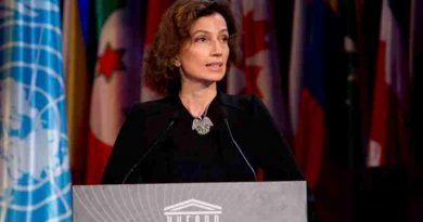 Director-General of UNESCO, Audrey Azoulay. Photo: UNESCO