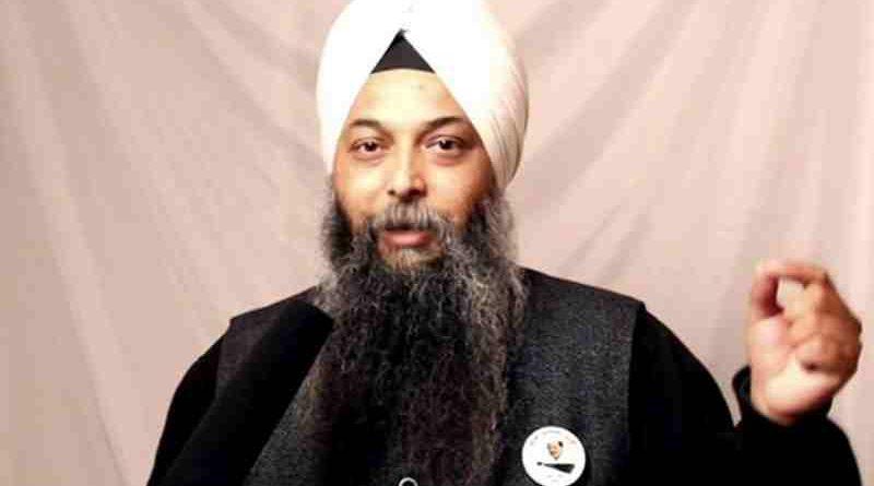AAP leader and former Rajouri Garden MLA Jarnail Singh