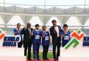 Indian Sports Minister Launches Khelo India Logo
