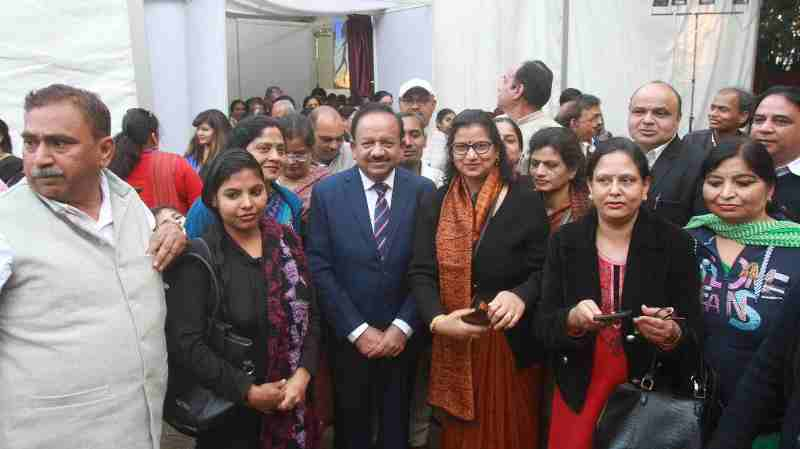 "Dr. Harsh Vardhan urged sxhool teachers to join ""Green Good Deeds"" campaign"