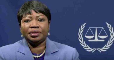 Prosecutor of the International Criminal Court (ICC) Mrs Fatou Bensouda. Photo: ICC