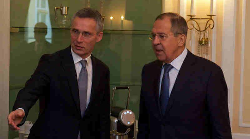 NATO and U.S. Discuss Security Issues Facing the Alliance