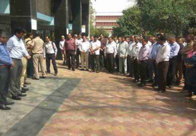 Delhi Unrest: Bureaucrats Hold Protests for Dignity