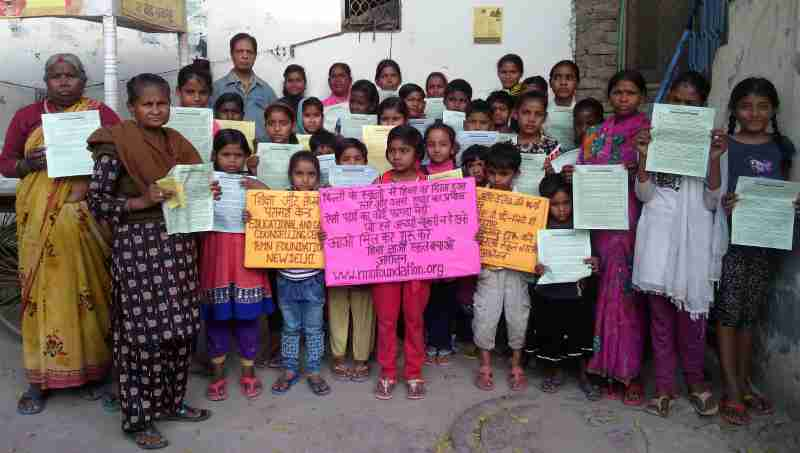RMN Foundation has launched the next phase of its education awareness campaign in New Delhi