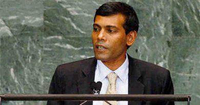 Former President of Maldives Mohamed Nasheed. UN Photo / Devra Berkowitz (file)